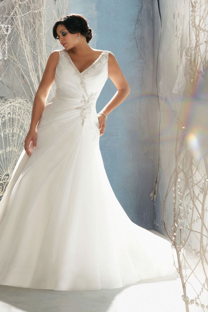 I Can Truly See Myself Getting Married In This Gown Plus Size Wedding Gowns Wedding Dresses Wedding Dresses 2014