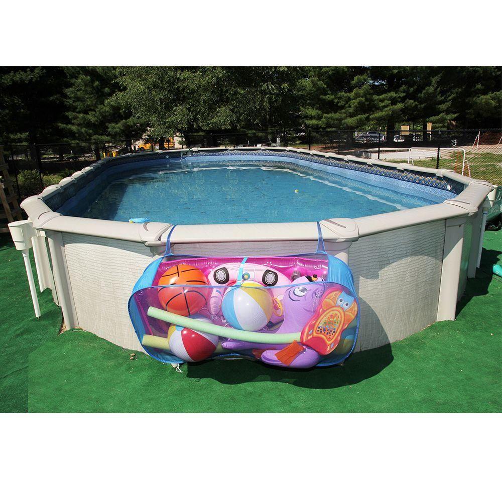 Water Tech Pool Blaster Pouch Organizer Pool Pouch The Home Depot Pool Storage Pool Float Storage Backyard Pool
