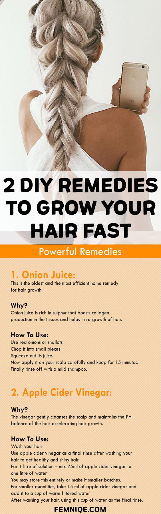 what makes your hair grow faster? these 10 things   grow your hair