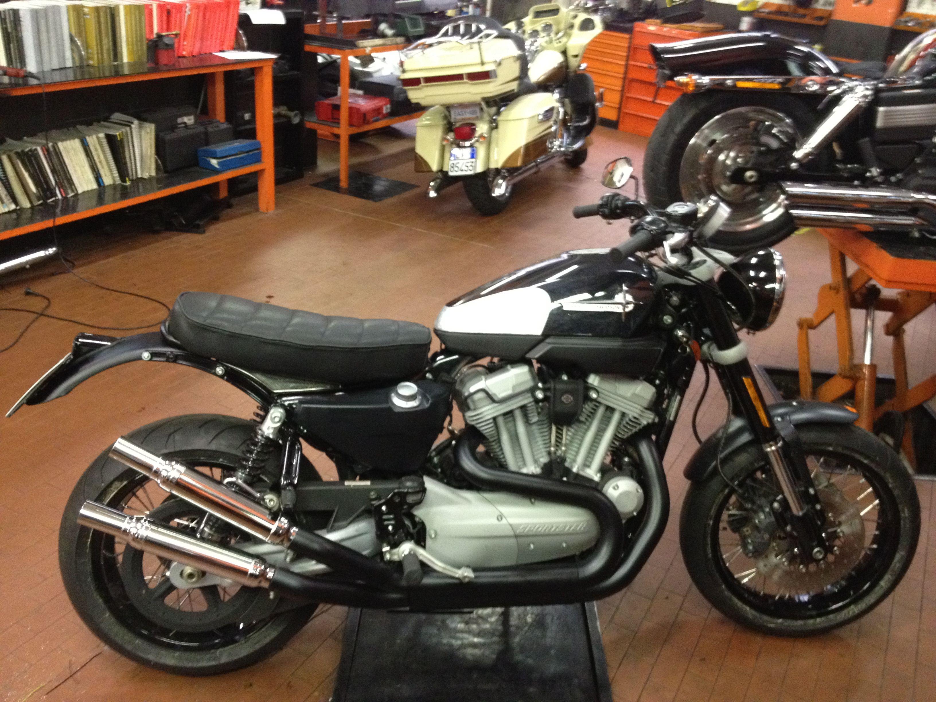 XR 1200 DE ROMA