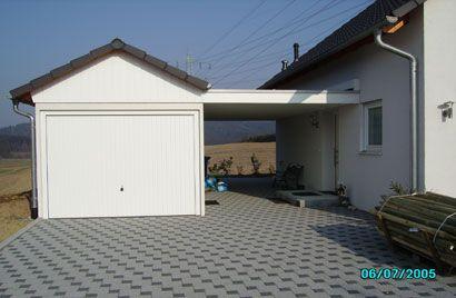 Stadtvilla mit carport und garage  https://www.google.at/search?q=überdachung zwischen haus und ...