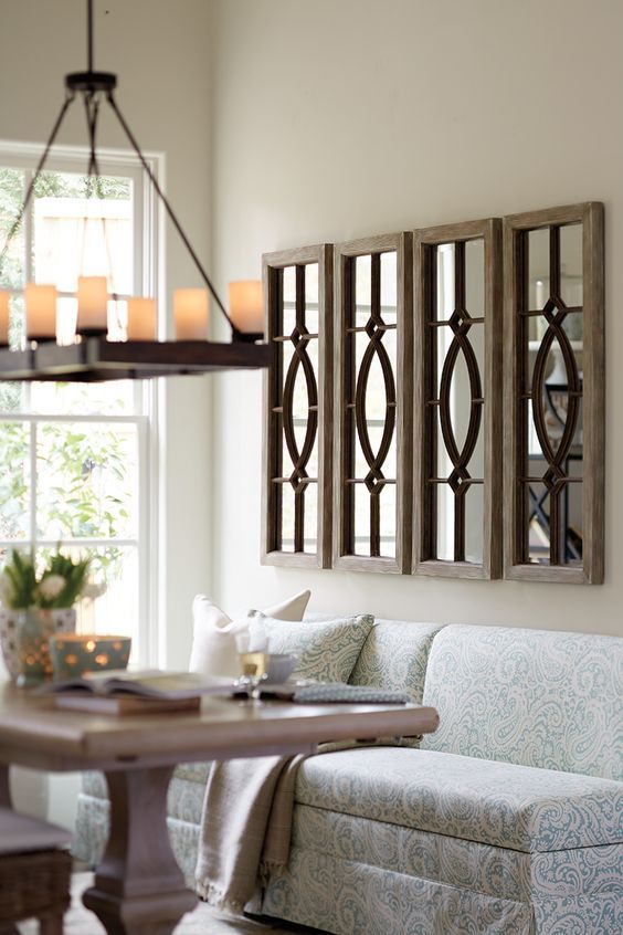Decorating With Architectural Mirrors Home Decor