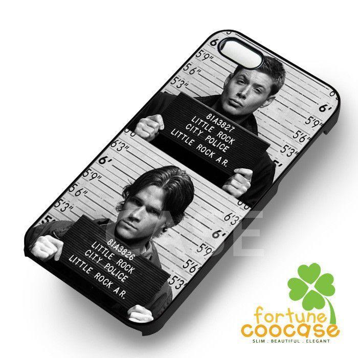 supernatural coque iphone 6