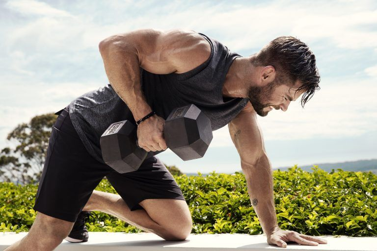 Get As Fit As Chris Hemsworth With His Fitness App Centr
