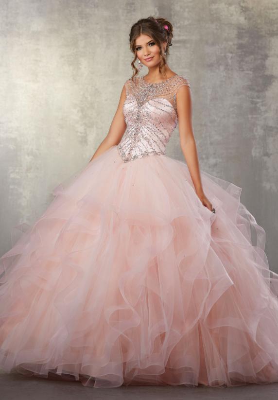 Vestidos-color-rosa-para-quinceañera-2017-Mori-Lee-7.png (572×823 ...