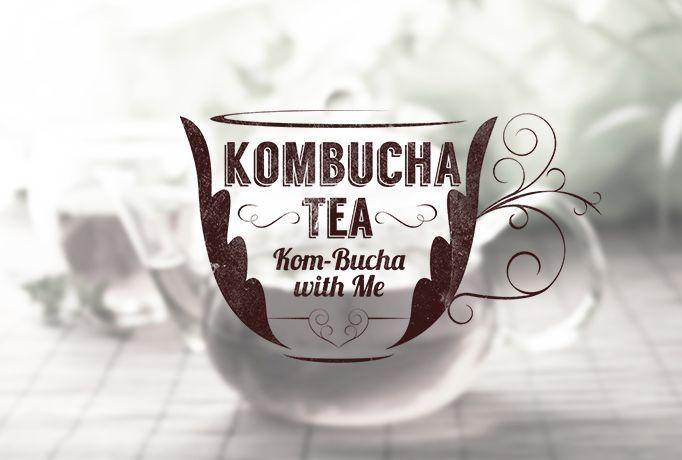 Kombucha Tea - Kom-Bucha With Me by E. Whaley