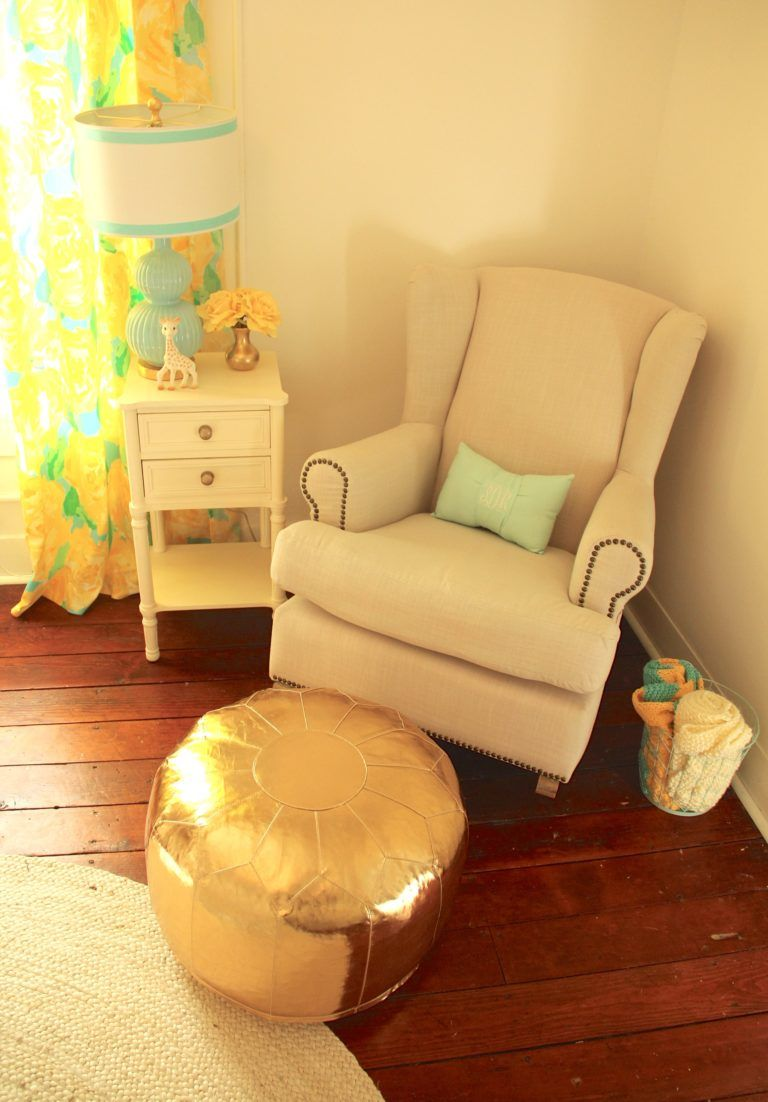 Every nursery no matter what the decor