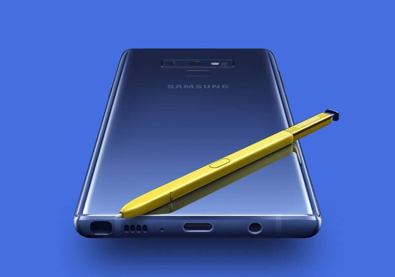 Samsung Reportedly Removing All Physical Buttons From The Galaxy Note 10 Samsung Galaxy Best Smartphone Galaxy Note