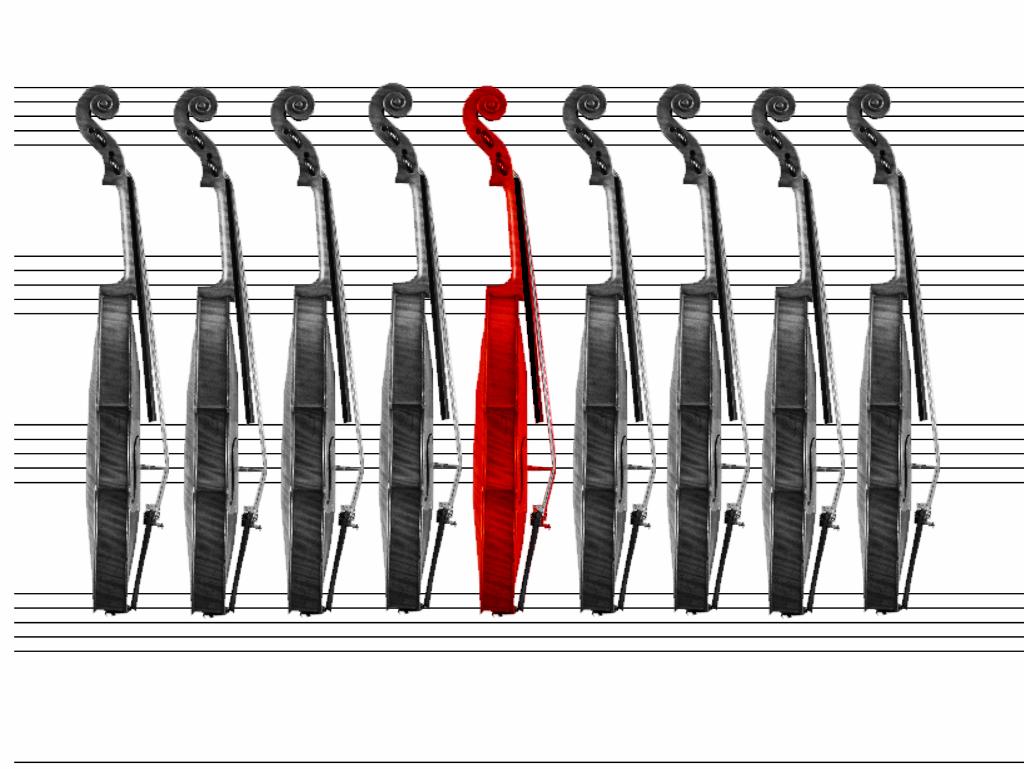 partition de violon