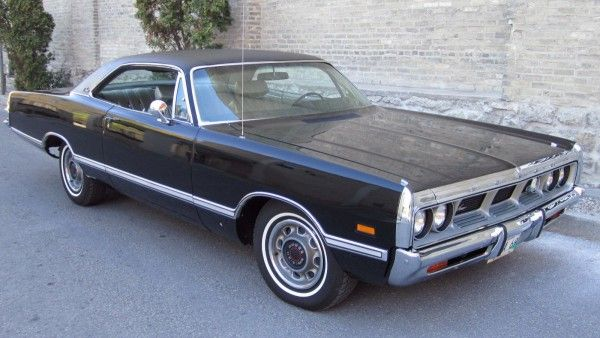 1969 Dodge Monaco This Fulsome Fuselage Is Fundamentally Fine Chrysler Cars Classic Cars Retro Cars