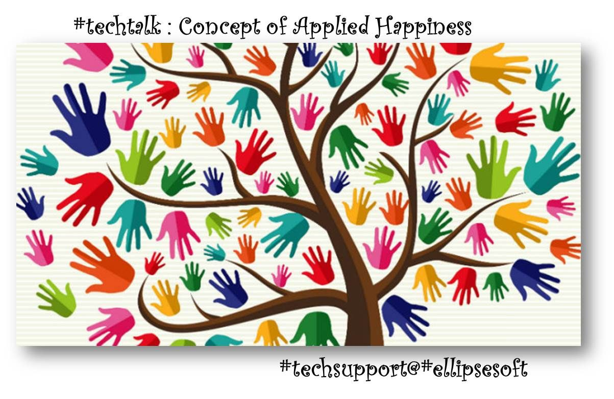 Techtalk concept of applied happiness youtubeqdcwm