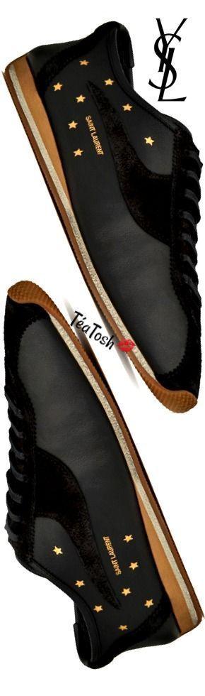 ❈Téa Tosh❈ Saint Laurent Jay Sneaker In