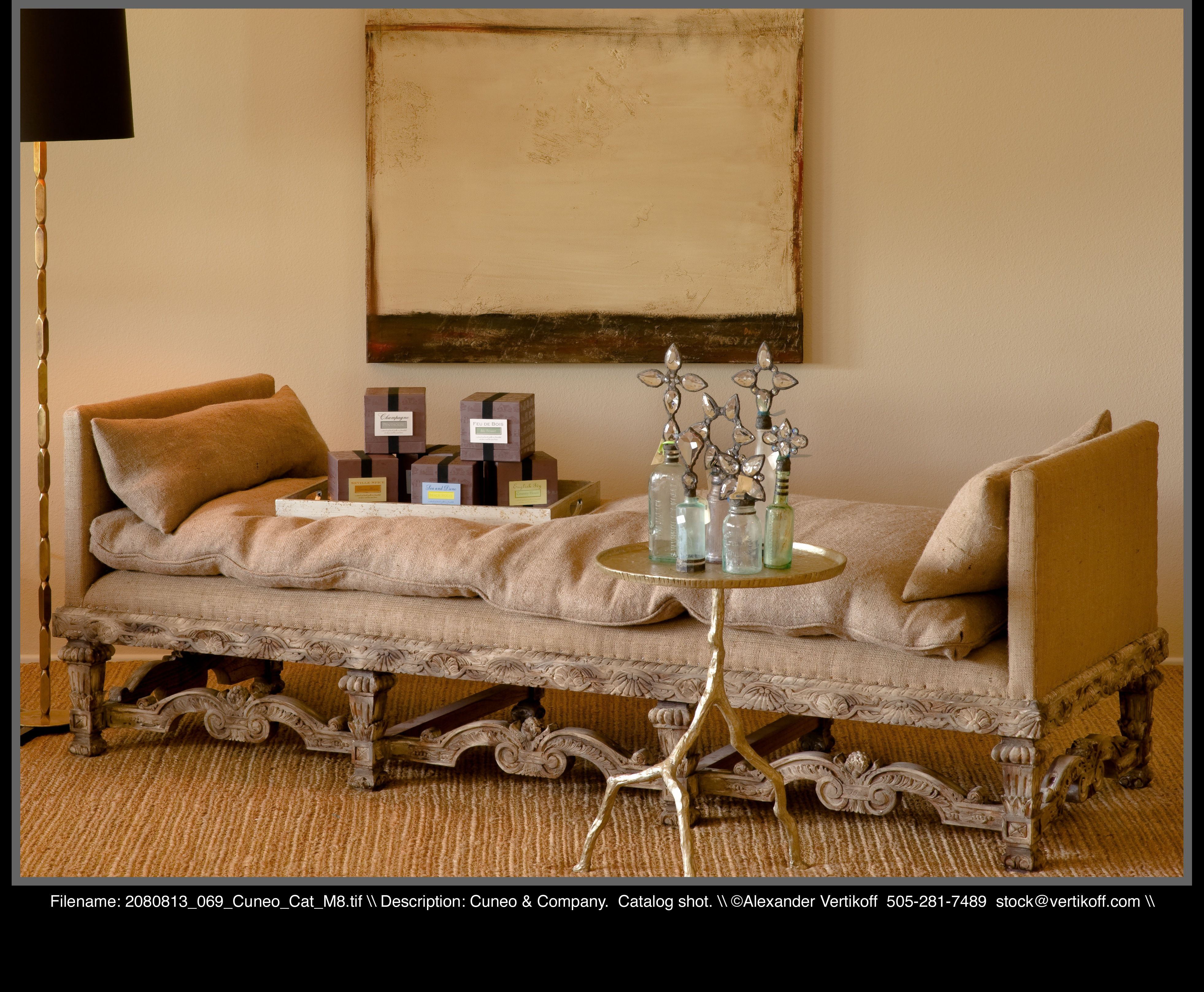 Italian Daybed From Cuneoandco
