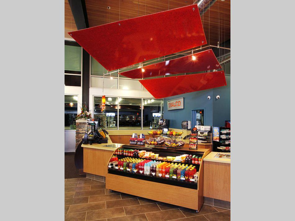 Kalispel Tribe Legacy Landing C Store Wolfe Architectural Group Spokane Wa Installation Gas Station Home Decor