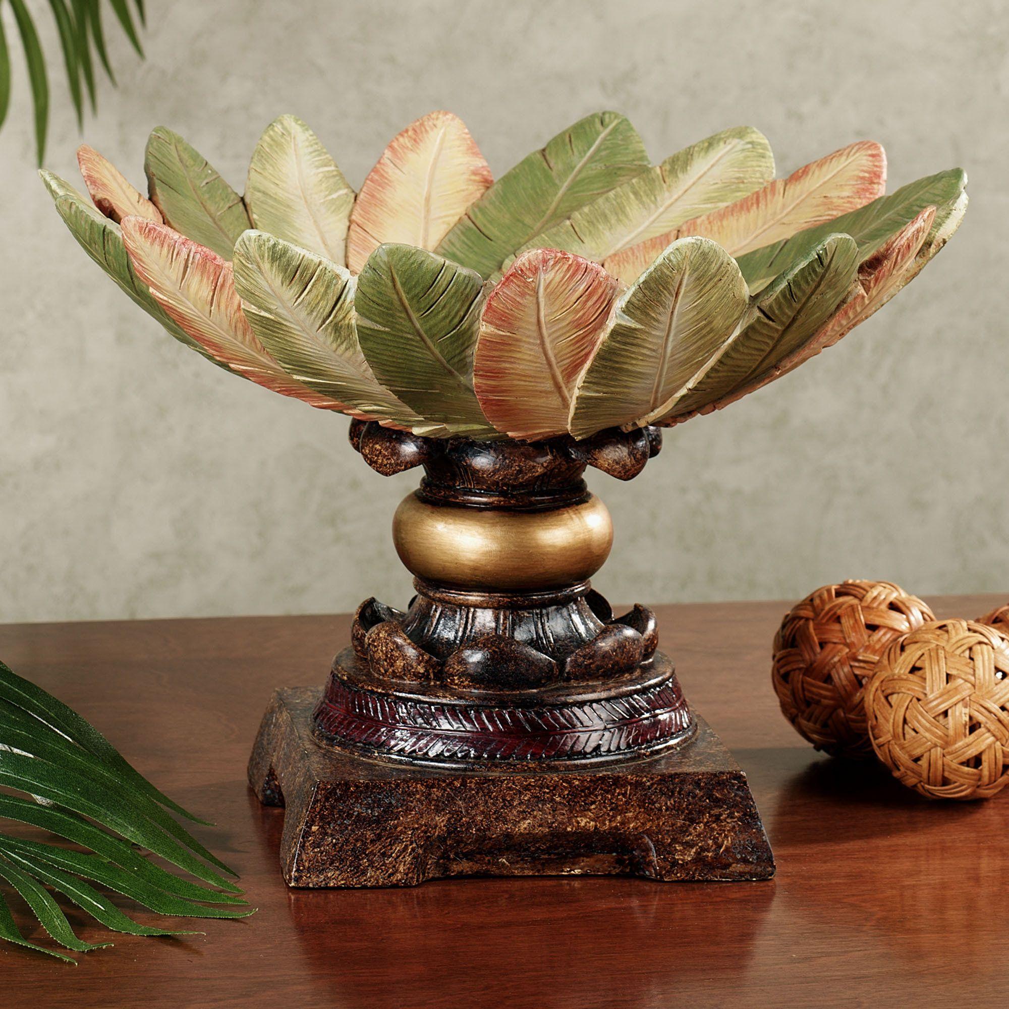 Island Memories Decorative Centerpiece Bowl