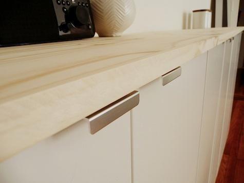 Ikea Akurum Credenza : Credenza from idea cabinets shelving