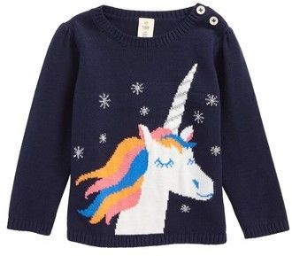f9b69a8b42b7 Tucker + Tate Infant Girl's Unicorn Sweater | Products | Tucker tate ...