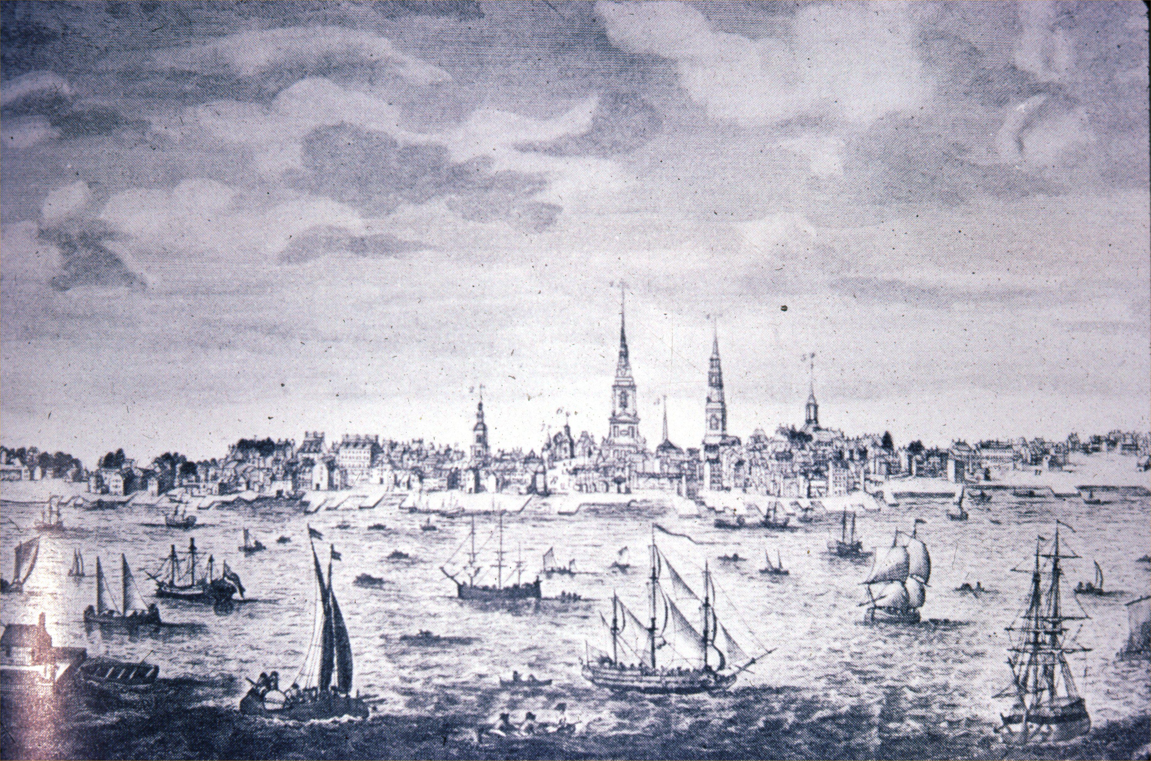 Image result for Philadelphia 18th Century