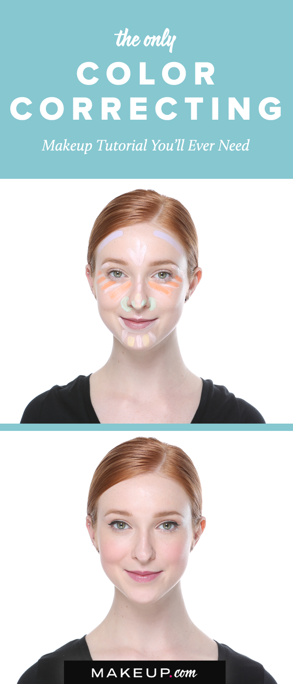 How to Use Color Correcting Concealer Color correction