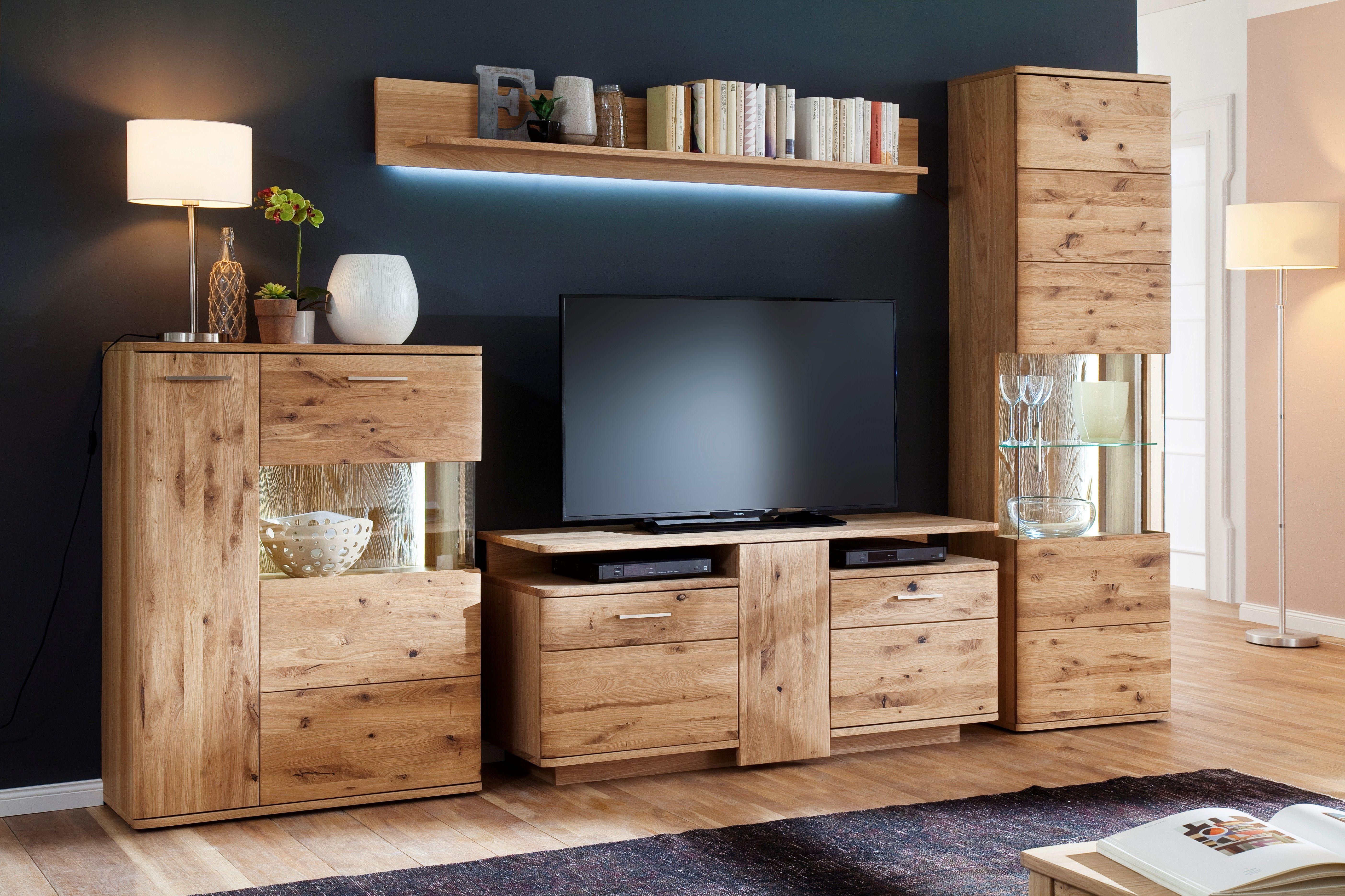 Die Front Dieses Möbelstückes Ist Aus Massiver Asteiche Bianco Gefertigt Der Korpus Ist Außen Mit Einem Furniture Cabinets For Sale Kitchen Cabinets For Sale