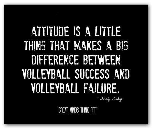 Outside Hitter Volleyball Quotes Inspirational. QuotesGram ...