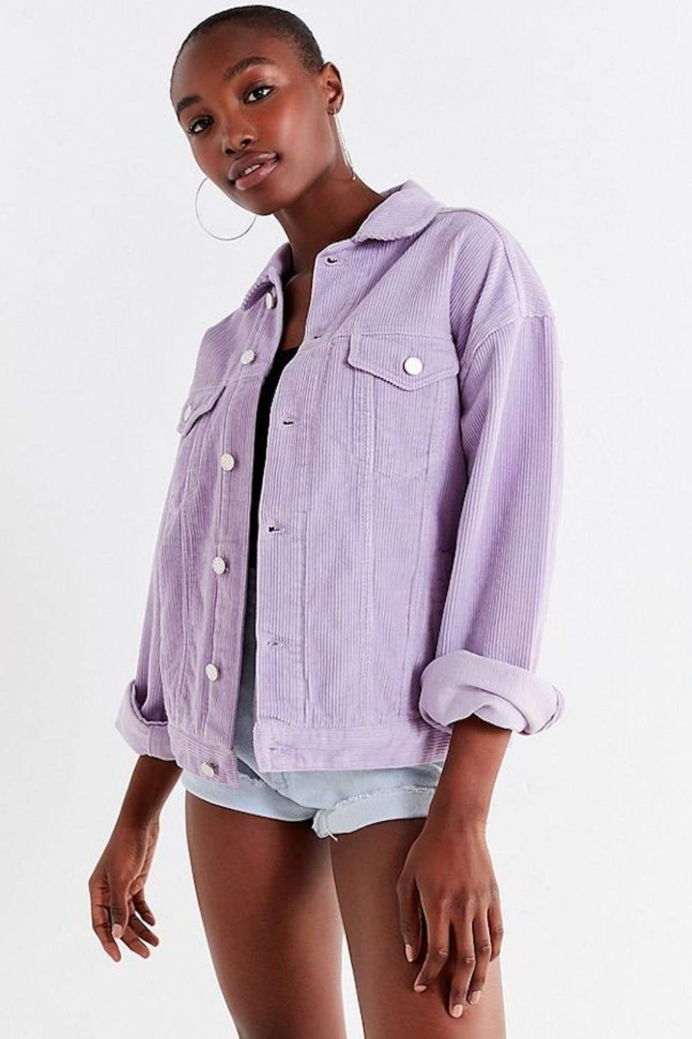 19 Spring Jackets That Are A Step Up From Your Trusty Old Denim Denim Jacket Women Jackets Urban Outfitters Jacket [ 1501 x 1000 Pixel ]