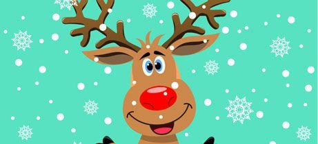 Dibujos Para Imprimir De Rodolfo El Reno Buscar Con Google Olaf The Snowman Snowman Disney Characters