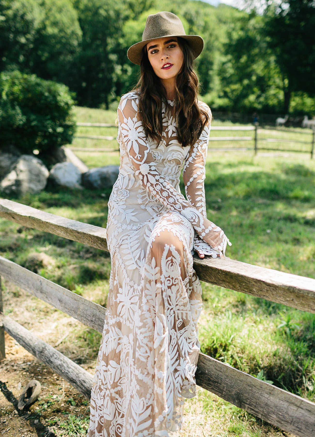 Exclusive First Look at the Rue De Seine 2017 Collection | Heiraten ...