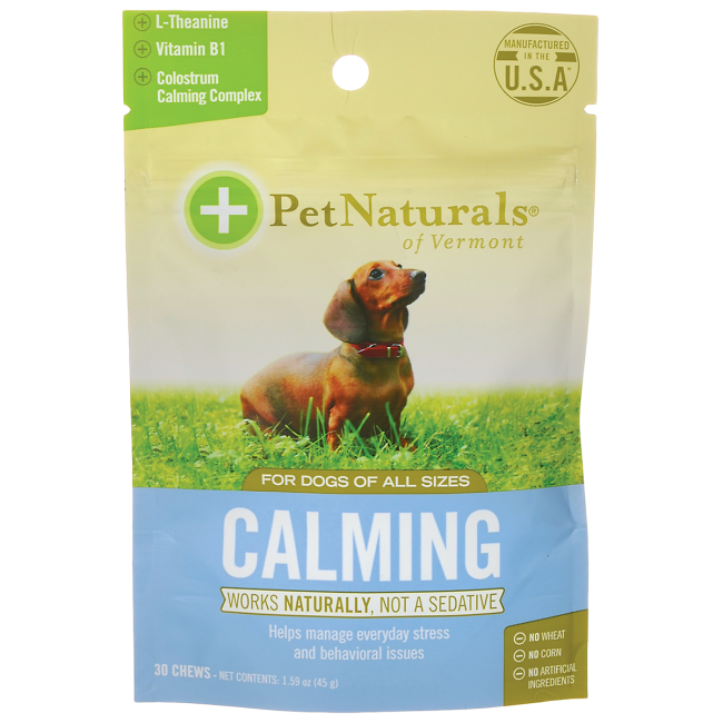 calming for dogs 30 chews sexual health sleep weight loss