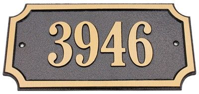 Pin By David Taylor On Address Markers Address Plaque Plaque Address Marker