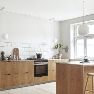 45 Awesome Modern Scandinavian Kitchen Ideas 11 2020 부엌 디자인 부엌리모델링 모던 부엌 디자인