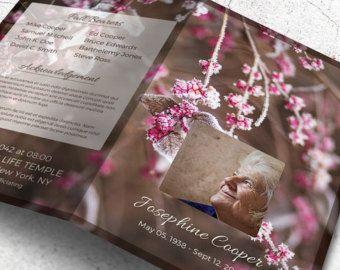 Programa de memoria para imprimir Funeral para por FinalTribute