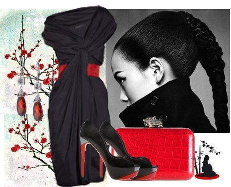ShopStyle: MyLadyBloom's 100th Follower Chinese Element Party by lucyy
