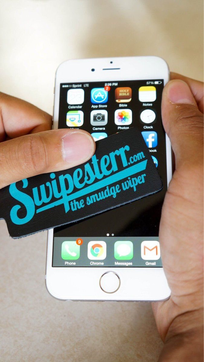 Swipesterr on Calendar app, Iphone, Clean phone