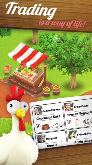 Hay Day Hay Day Android Game Apps Android Games