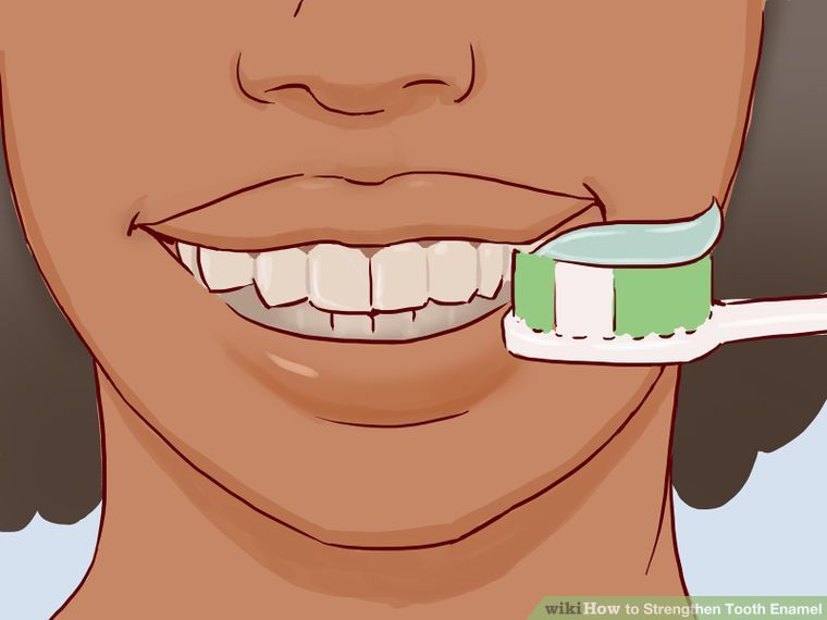 how to strengthen teeth without fluoride