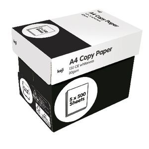 Display Product Reviews For Keji 80gsm A4 White Copy Paper Carton Copy Paper Paper Printed Paper