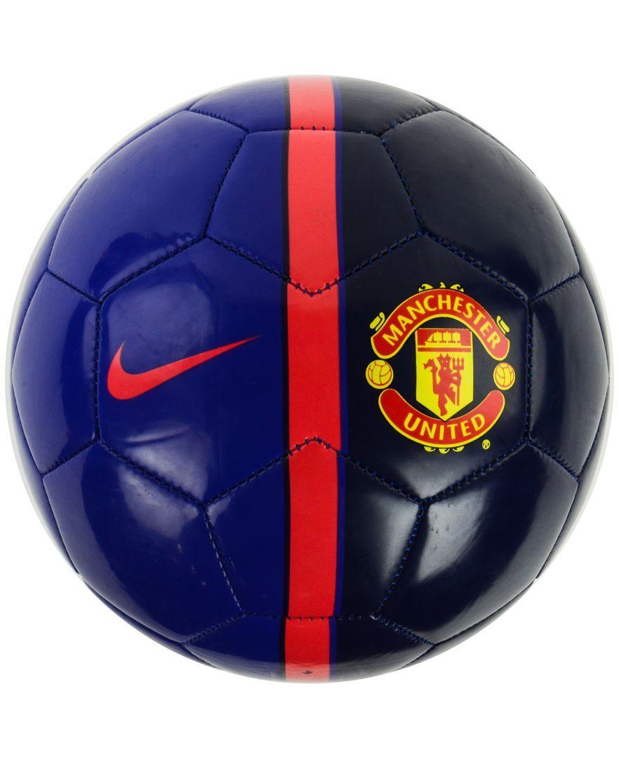 Nike Manchester United Supporter Soccer Ball
