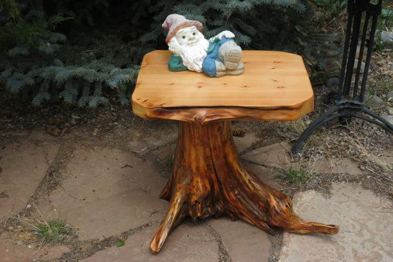 Ancient Bristlecone Pine Coffee,end Table Log, Slab, Furniture Rustic Bench  Wood