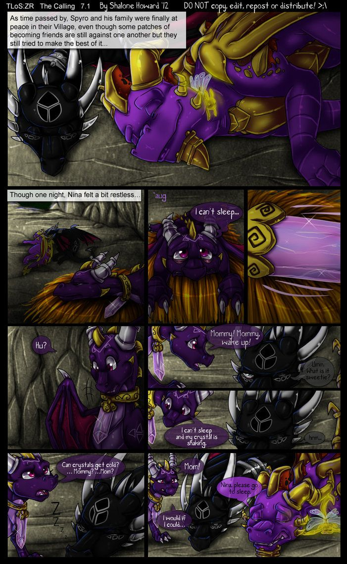 Spyro And Cynder Skylanders Comics - #traffic-club