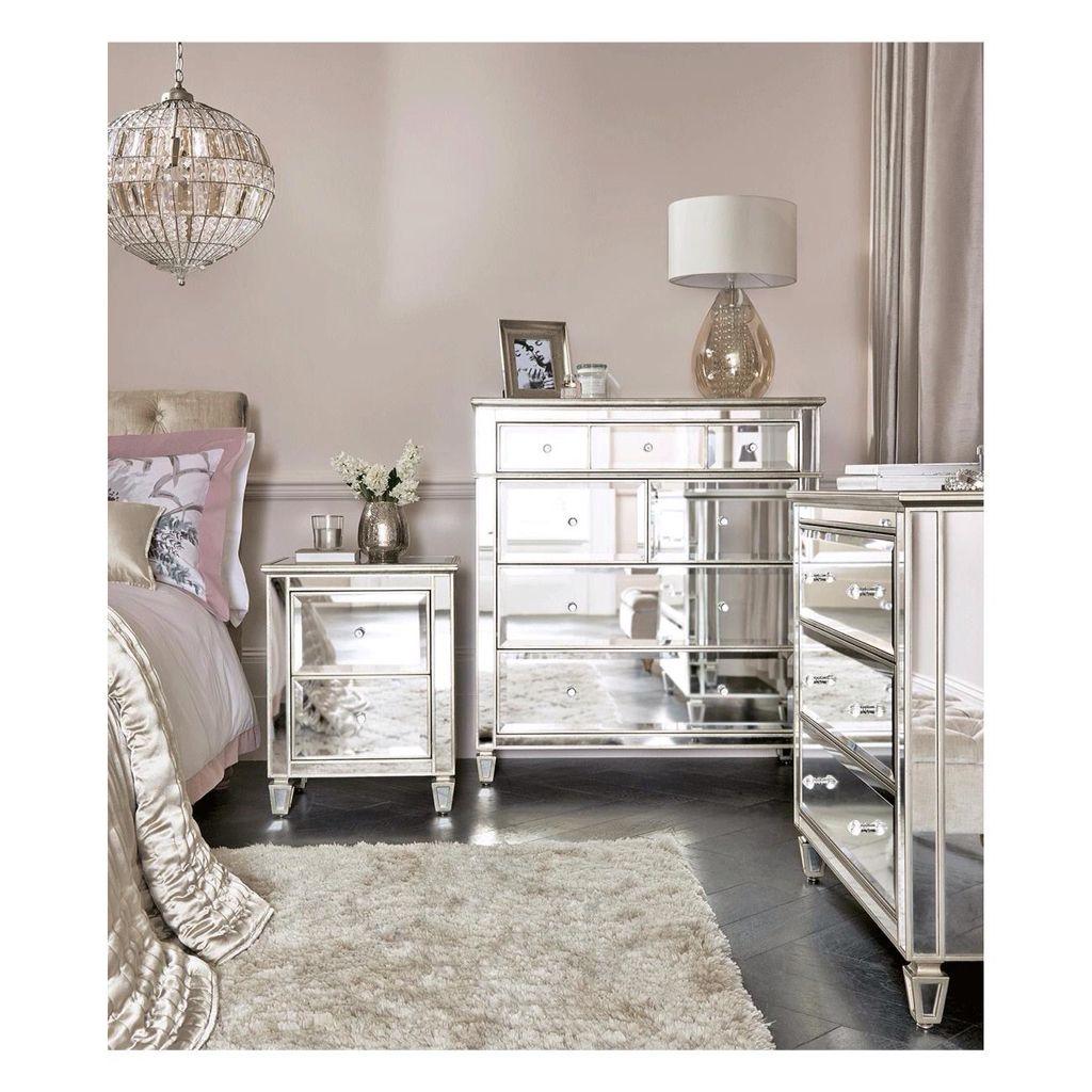 pinivy trizah on bedroom decor  mirrored bedroom