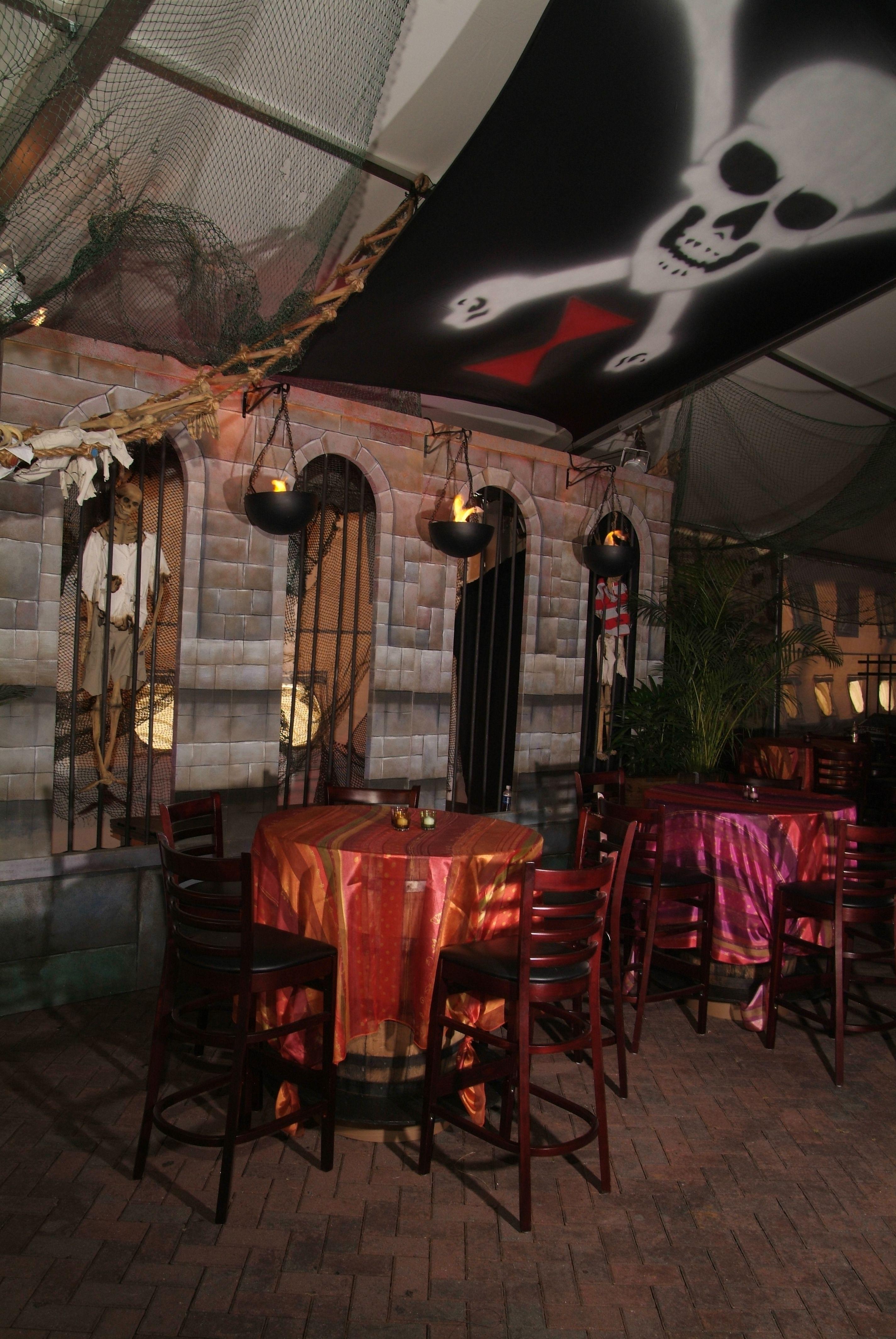 Pirates Dungeon room decor  Halloween I Adore