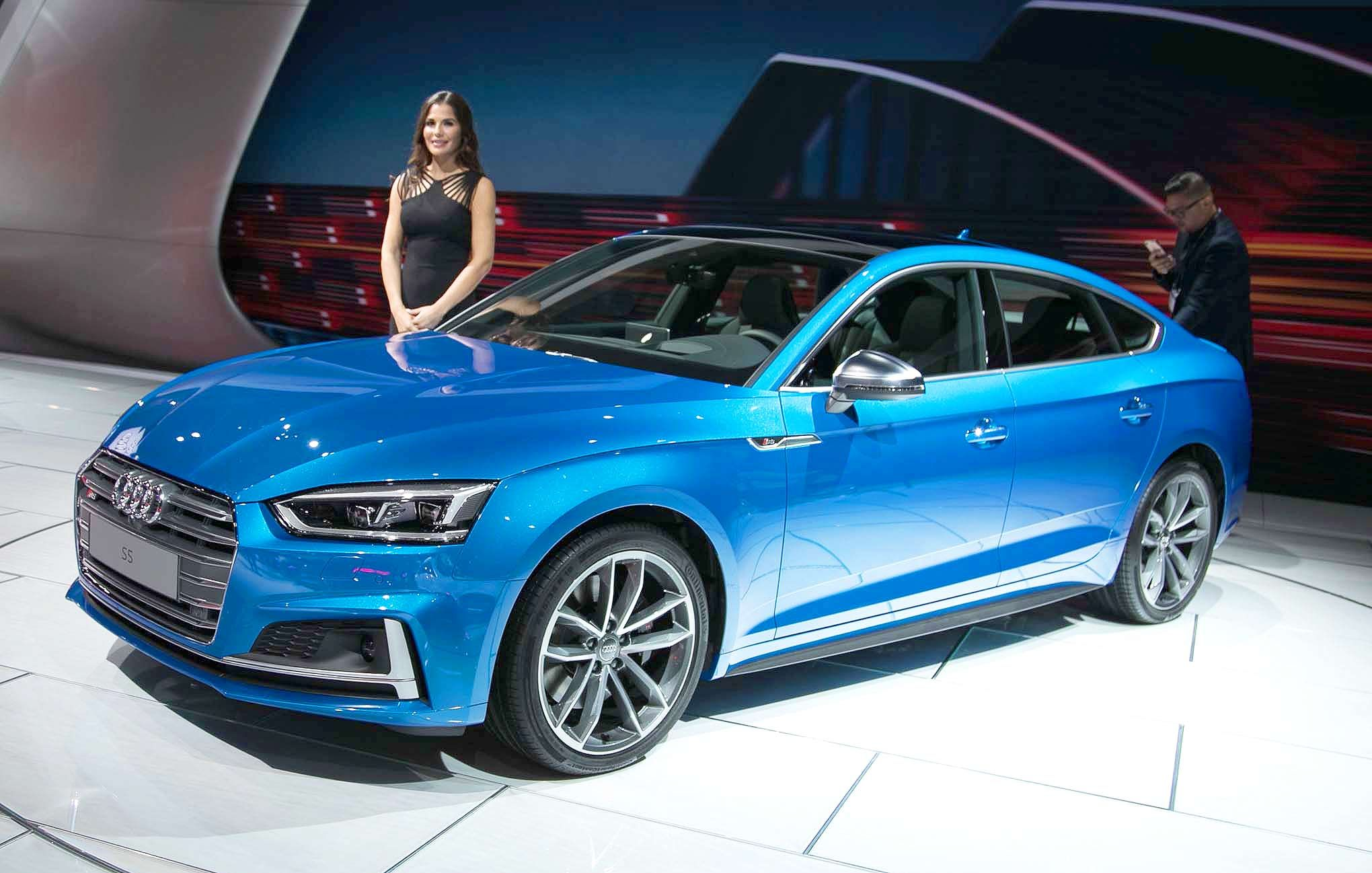 2019 Audi S5 Changes Performance And Price Audi S5 Audi S5 Sportback Audi A5