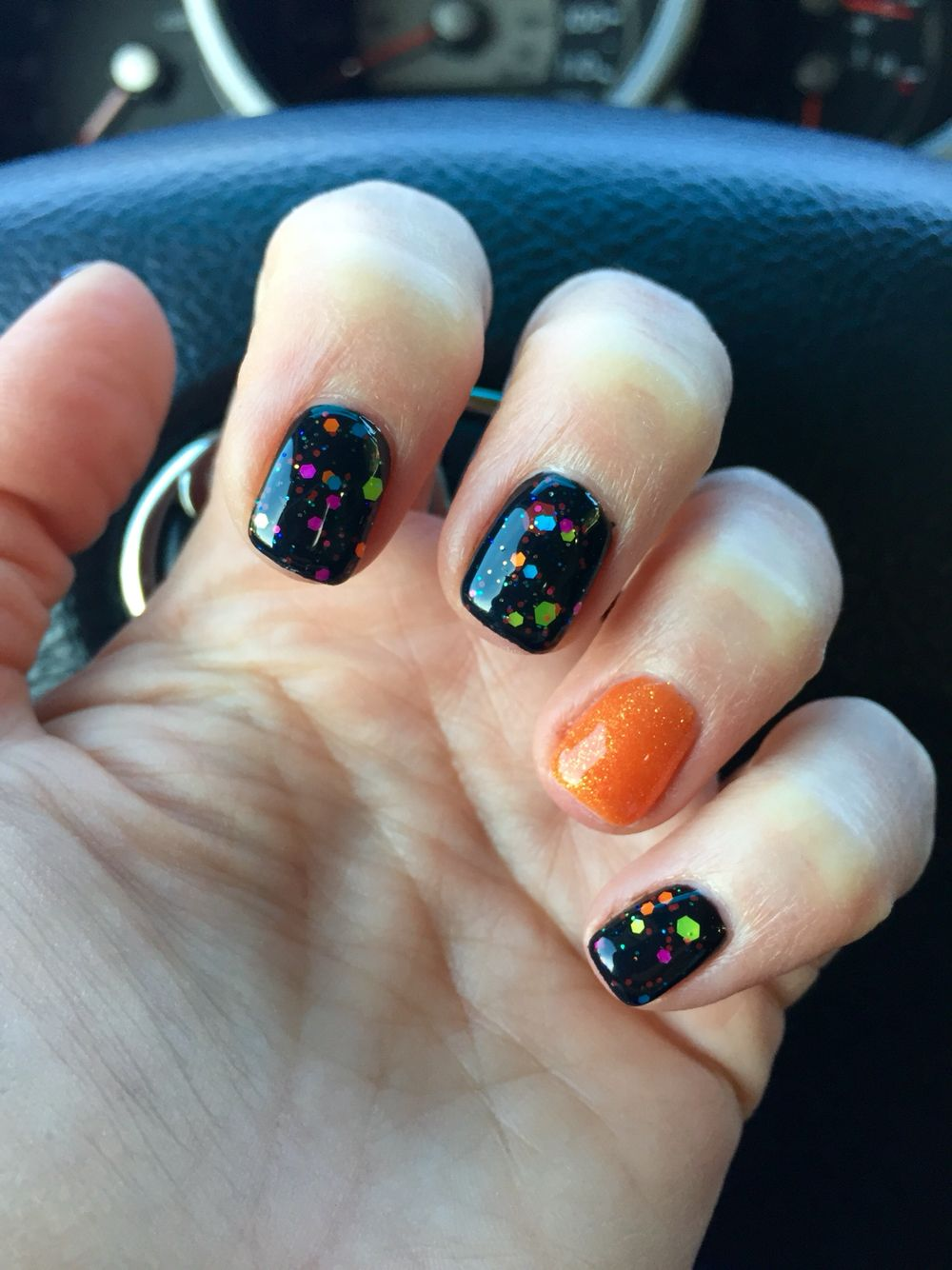 Halloween nails | Hair, nails, Nails, Halloween nails