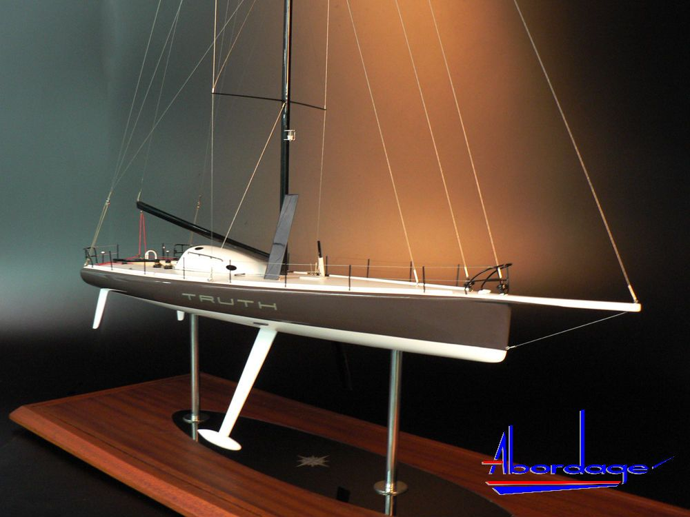 Owen Clarke Design Open 50 Racing boat model | Custom Sailboat