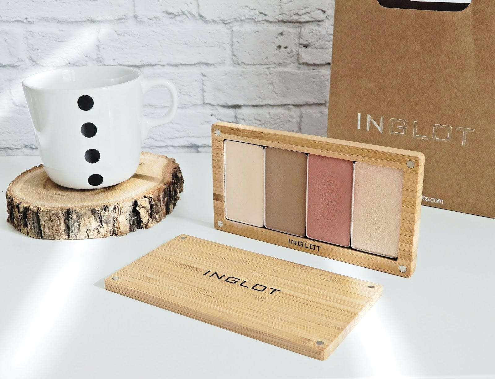 Pod lupą. INGLOT Inglot, Inglot makeup, Cruelty free makeup
