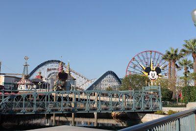 Disney's California Adventure   Solo Mom Takes Flight