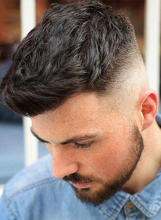 Most Stylish Mens Short Hairstyles 2017 2018 Men S Fashion