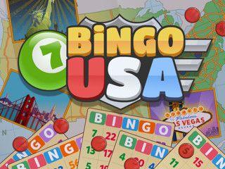 Jogue o jogo de Bingo EUA e adicionar experiência emocionante ao tomar uma viagem de volta para a América. #OnlineBingo