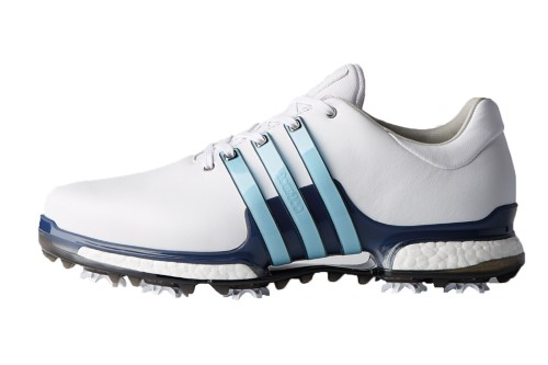 official photos 7582b f1912 Adidas TOUR360 Boost 2.0 Q44984 WhiteIce Blue Med-7, Ftwr WhiteIce Blue  Mystery Ink F